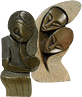 African Sculpture - Abstract