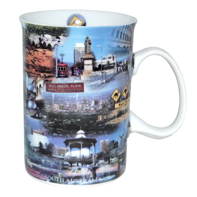 South Australia Souvenir Mug