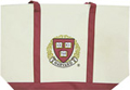 Harvard University Large Tote Bag