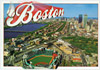 Boston Fenway Park Souvenir Postcard, 6x4