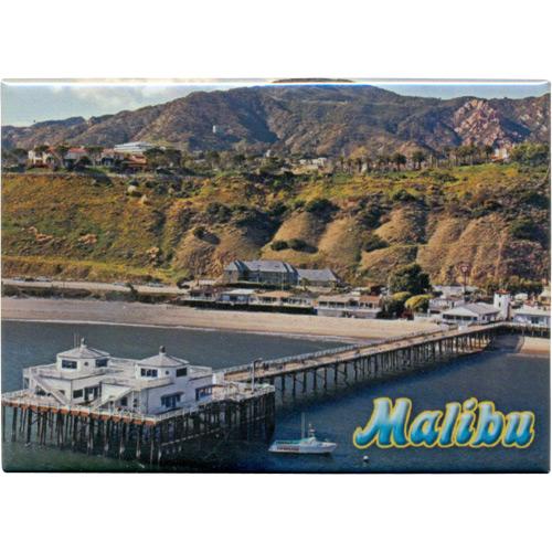 Malibu, California Souvenir Magnet