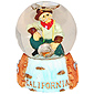 California Gold Rush Mini Snow Globe, 2.75 H
