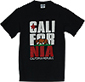 California Republic T-Shirt- Adult Size S