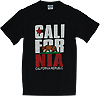 California Republic T-Shirt- Adult Size L