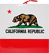 California Flag Gift Trivet