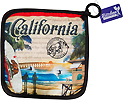 California Theme Pot Mitt
