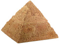 Sandstone Replica of the Great Pyramid of Giza, 5.5 H