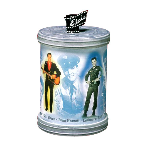 Elvis Presley Cookie Jar Film Legend 11 Quot H