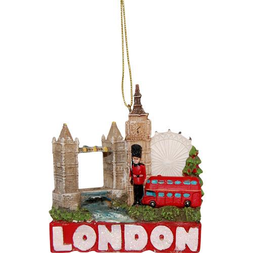 London City Ornament