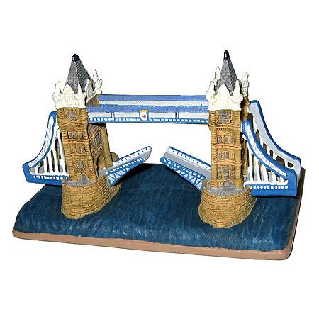 Tower bridge miniature replica small for Replica mobel england