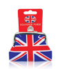 Union Jack Clip Purse