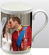 British Royal Wedding Collection Bone China Mug