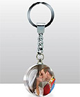 Prince William and Kate Wedding Keychain