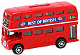 Die Cast London DD Bus, 4.5 L