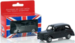 Die-Cast Pencil Sharpener, London Taxi, 3.5L
