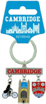 Cambridge University Souvenir Key Chain