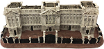 Buckingham Palace Replica, Miniature Model in 8 L