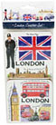 London Souvenir Coaster Set of 4