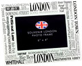 Souvenir London Photo Frame in Glass, 4 x6