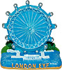 The London Eye Miniature Figure