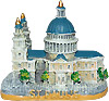 ST Paul's Cathedral Miniature Figure