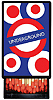 London Underground Little Lacquer Slide Box