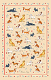 Dog & Bone - Linen Tea Towel
