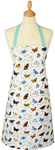 Butterflies - PVC Kitchen Apron