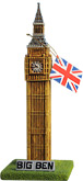 Big Ben Miniature Replica, 8.6H