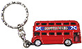 DD Bus Replica Key Chain - Scottish Tours