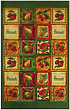 Harrods Tea Towel, Autumn Fruit