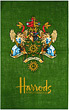 Harrods Tea Towel, Harrods Crest