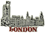 London Parliament - Magnet