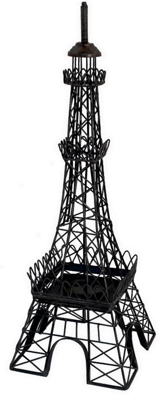 25 Eiffel Tower Statue Candle Holder