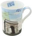 Paris Arc de Triomphe Mug
