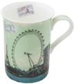 Paris Ferris Wheel Mug