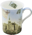 Paris Themed Mont Saint Michel Mug