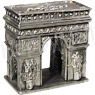 Arc de Triomphe Jeweled Trinket Box