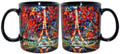 Eiffel Tower Coffee Mug - 14 oz