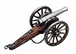U.S. Civil War Cannon, Length 12