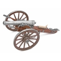 U.S. Civil War 12 Pounder Cannon, Length: 15