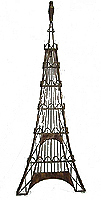 31  Eiffel Tower Wall Decor - Photo Display Holder