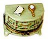 French Limoges Box, French Dresser