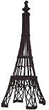 22 Eiffel Tower Miniature Replica, Black Small Candle Holder