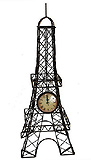 22 Eiffel Tower Statue with Clock