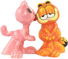 Arlene Kissing Garfield Salt & Pepper Shakers