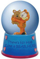 Garfield Bear Hug Mini Snowglobe