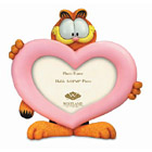 Garfield Heart Photo Frame
