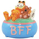 BFF Garfield Trinket Box