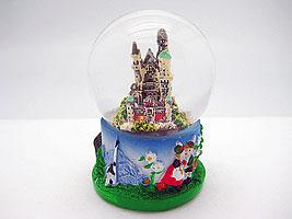 Neuschwanstein Castle Snow Globe 3 5 Quot H